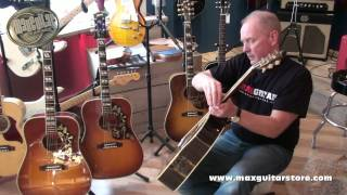 Max Guitar Store Gibson Custom Shop Limited Edition 50th