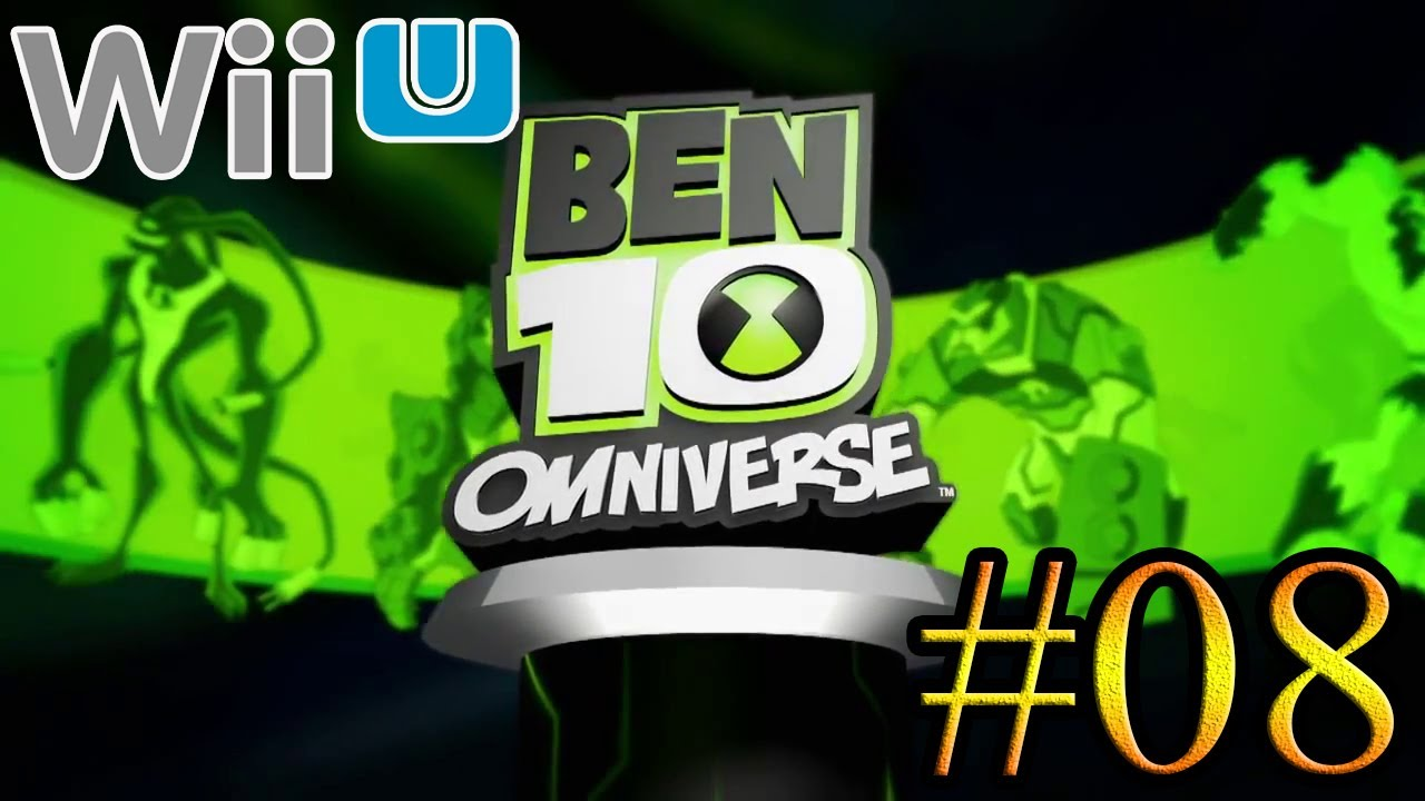 Let's Play : Ben 10 Omniverse - Parte 8 - YouTube