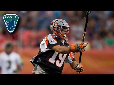 MLL Week 10 Highlights: New York at Denver