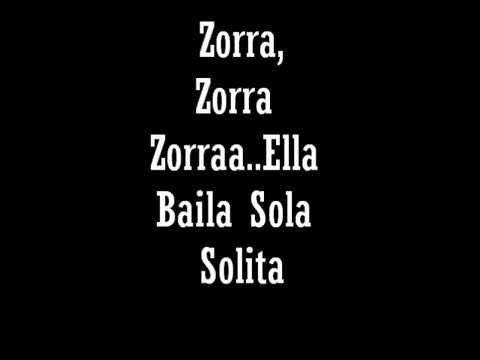 Doblea - zorra