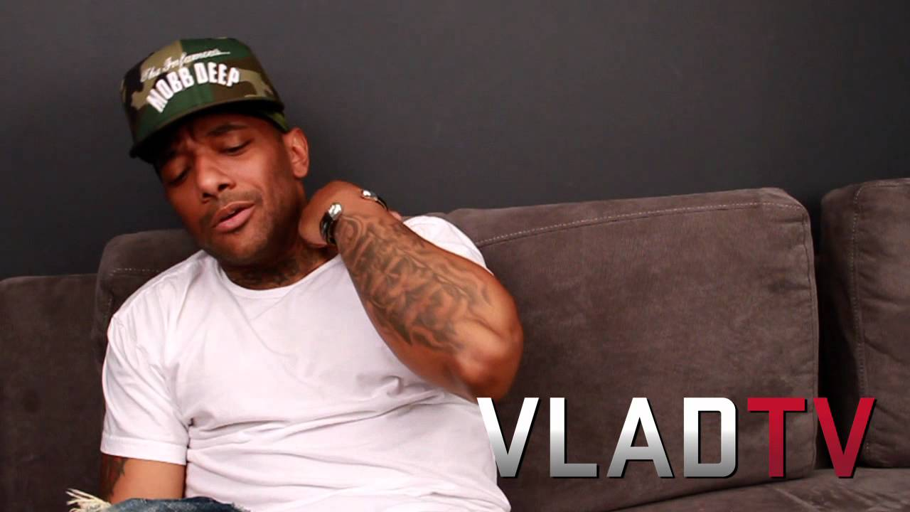 Prodigy of Mobb Deep Details His Beef With Tupac