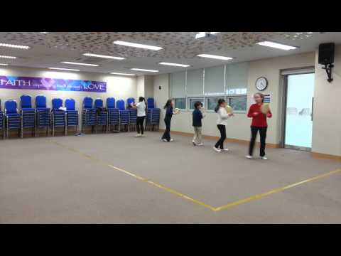 Korean Sogo Dance - Week 4