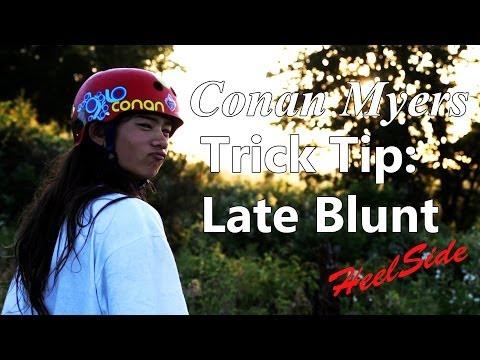 Trick Tip: Late Blunt Slide