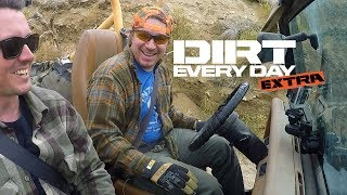 Junkyard Jeepin' Outtakes - Dirt Every Day Extra. MotorTrend.