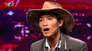 """Vietnam's Got Talent 2016 - TẬP 04 - Ảo thuật """"Phong cách trai quê"""" khiến Trấn Thành """"điêu đứng"""""""