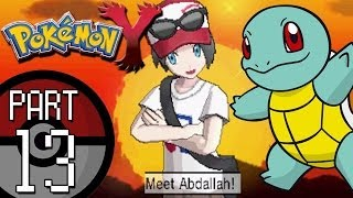 Pokemon X And Y Part 13: Lumiose City Obtaining