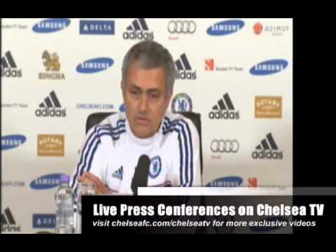 José Mourinho Press Conference On Man City TODAY