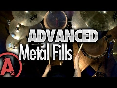 Heavy Metal Drumming - Advanced Drum Fills