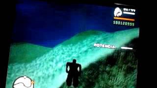 Super Truco De Gta San Andreas (hacer Que Cj Vuele