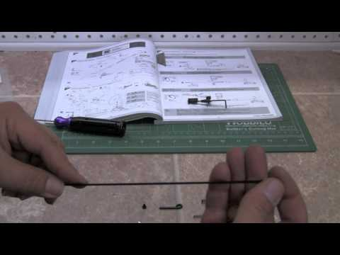 HPI Baja 5SC SS Build Video #36 Page 49-50
