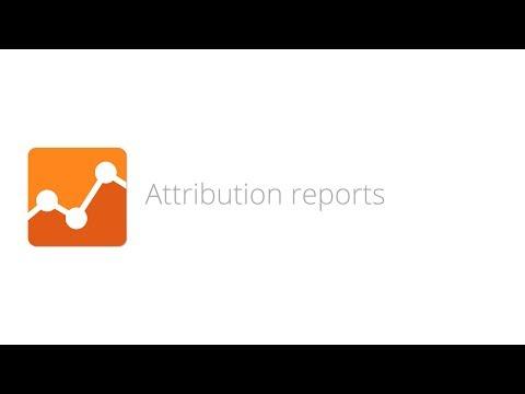 Digital Analytics Fundamentals - Lesson 6.4 Attribution reports