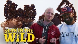 Raekwon and Sean Evans Sample a Wu-Tang–Inspired Ice Cream Sundae   Sean in the Wild
