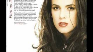 Esa vez (audio) Edith Marquez