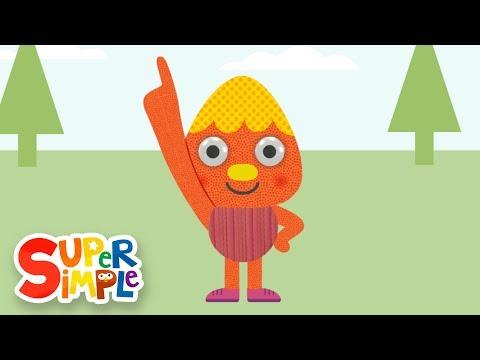 One Little Finger | シンプルソングで英語を学ぼう!