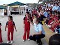 Colegio Americano de Guayaquil- Amorfinos interpretados x Niños Preescolar