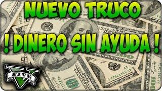NUEVO TRUCO ! DINERO SIN AYUDA GTA 5 Online 1.16 Como