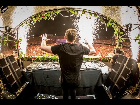 Hardwell Live At Tomorrowland 2014