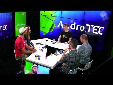 AndroTEC 025 : Débat la photo sur mobile, projet Tango de Google et test du Moto E