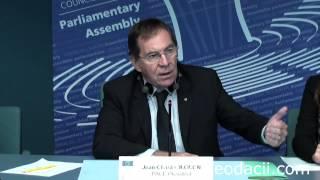 Jean-Claude Mignon, presedinte APCE  « Iubesc Moldova ! »