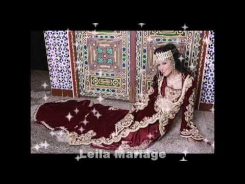 Negafa algérienne et coiffure à domicile location robes algérienne Leila Mariage