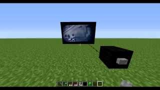 Minecraft: TV That Works (Tutorial) March 2014