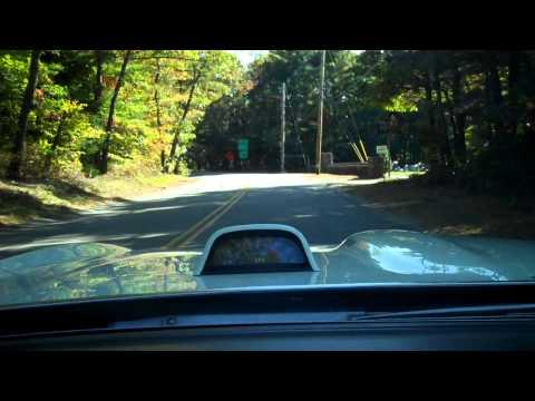 Keith 1969 GTO Judge Driving, Massachusetts
