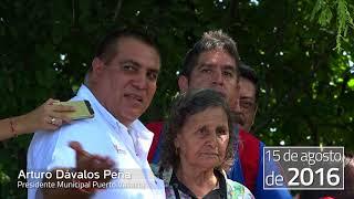 TESTIMONIO DONADORA DEL TERRENO TANQUE ELEVADO EN EL COLORADO