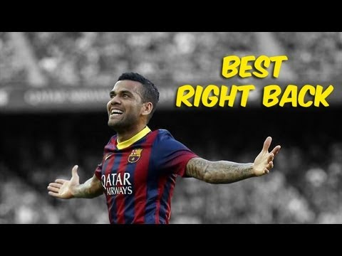 Dani Alves - Best Right Back ||HD||