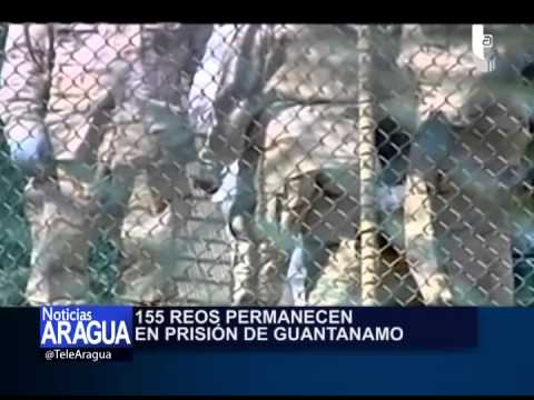 Uruguay recibirá cinco presos de Guantanamo  20-03-2014