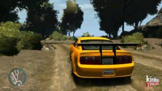 GTA IV: Ford Mustang GT-R (HD 720p)