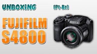 Unboxing Da Câmera Semi Profissional Fuji Film Finepix