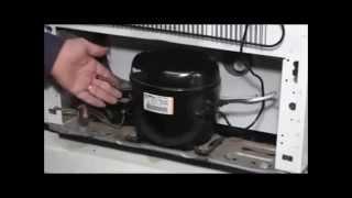 Como se repara un refrigerador - Tutorial