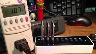 BITCOIN MINING USB BLOCK ERUPTER POWER CONSUMPTION WHILE