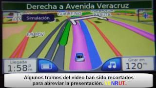 Mapa De Venezuela VENRUT® Para GPS Garmin®, (Kenwood
