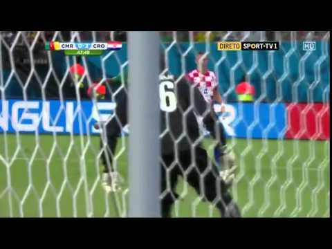 Cameroon vs Croatia - World Cup Goals and Highlights (HD)