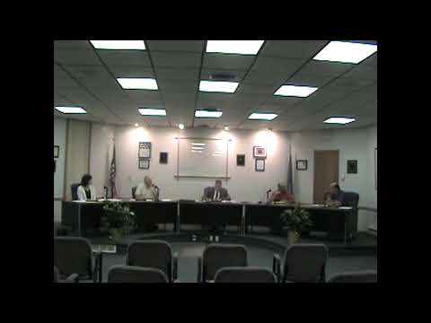 Rouses Point Village Board Meeting 7-18-11