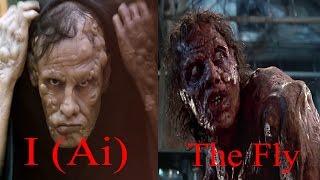 I (Ai) Tamil Movie Copied From Hollywood Movie The Fly