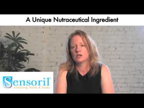 Sensoril A Unique Nutraceutical Ingredient derived from Ashwagandha Part 1