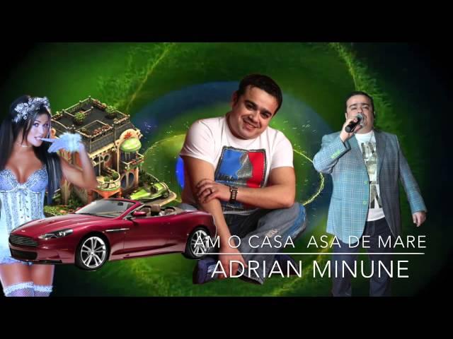 ADRIAN MINUNE - AM O CASA ASA DE MARE, MANELE VECHI ZOOM STUDIO