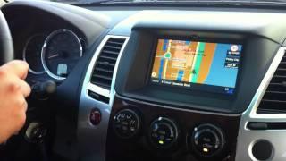 Montero Sport GTV Test Drive