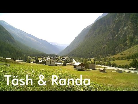 Villages near Zermatt - Switzerland 12/13 (HD)