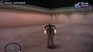 Truco Del Grand Theft Auto San Andreas(PS2)