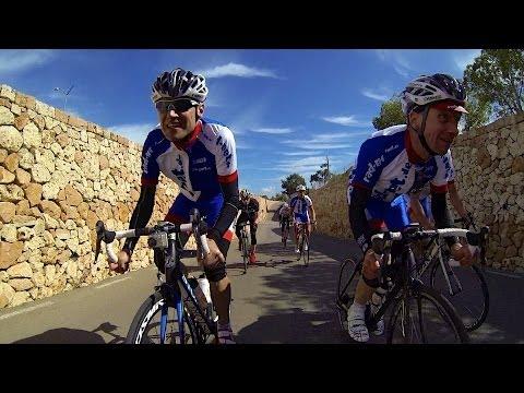 Hình ảnh trong video Mallorca Uphill Training