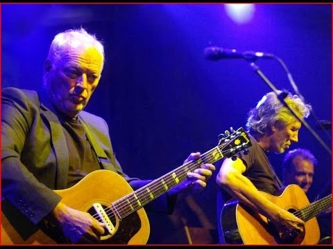 David Gilmour & Roger Waters Live 2010 (Palestinian Charity)