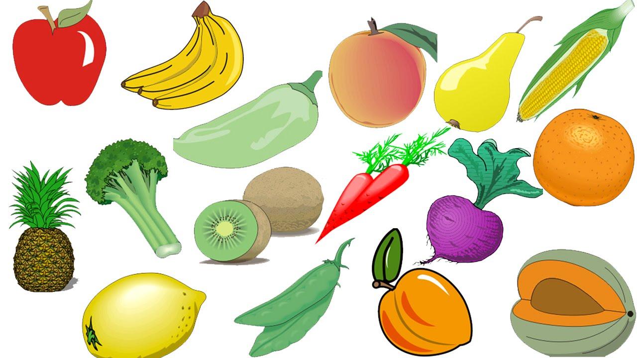фрукты картинки для детей овощи