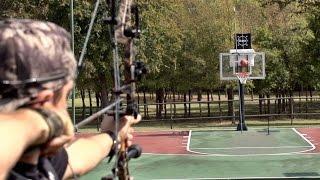 Archery Trick Shots | Dude Perfect