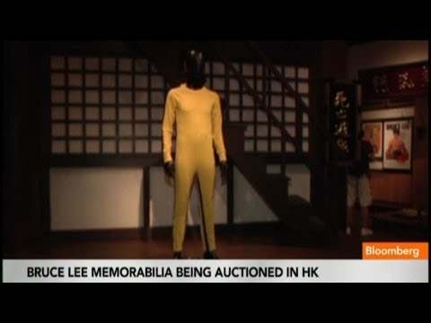 This Bruce Lee Jumpsuit Is Yours for Only $30,000