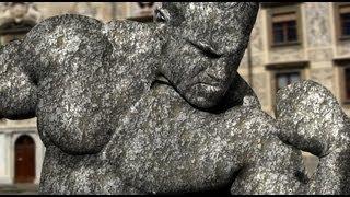 İnsanı heykele çevirme, taş yapma - Photoshop CS6