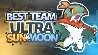 Best Team for Ultra Sun and Moon