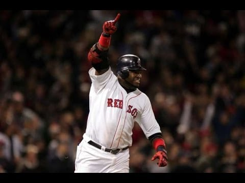 "David Ortiz ""Big Papi"" Postseason To Remember HD"